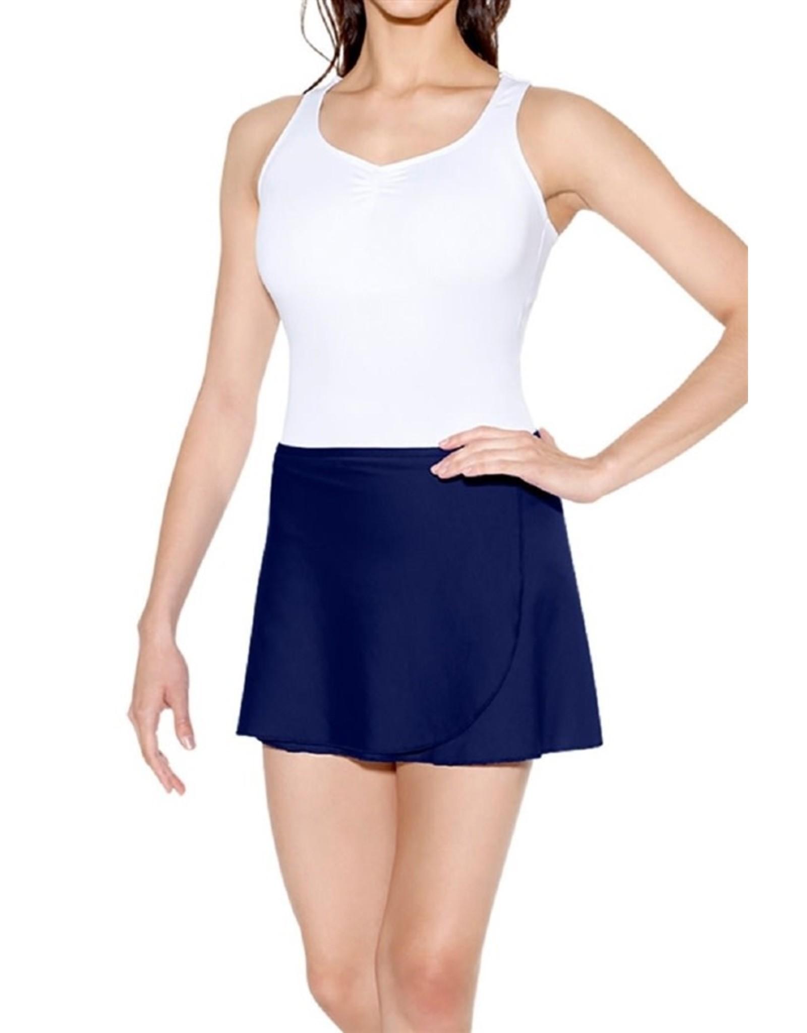 SoDanca SoDanca Adult Wrap Skirt w/ tie spandex