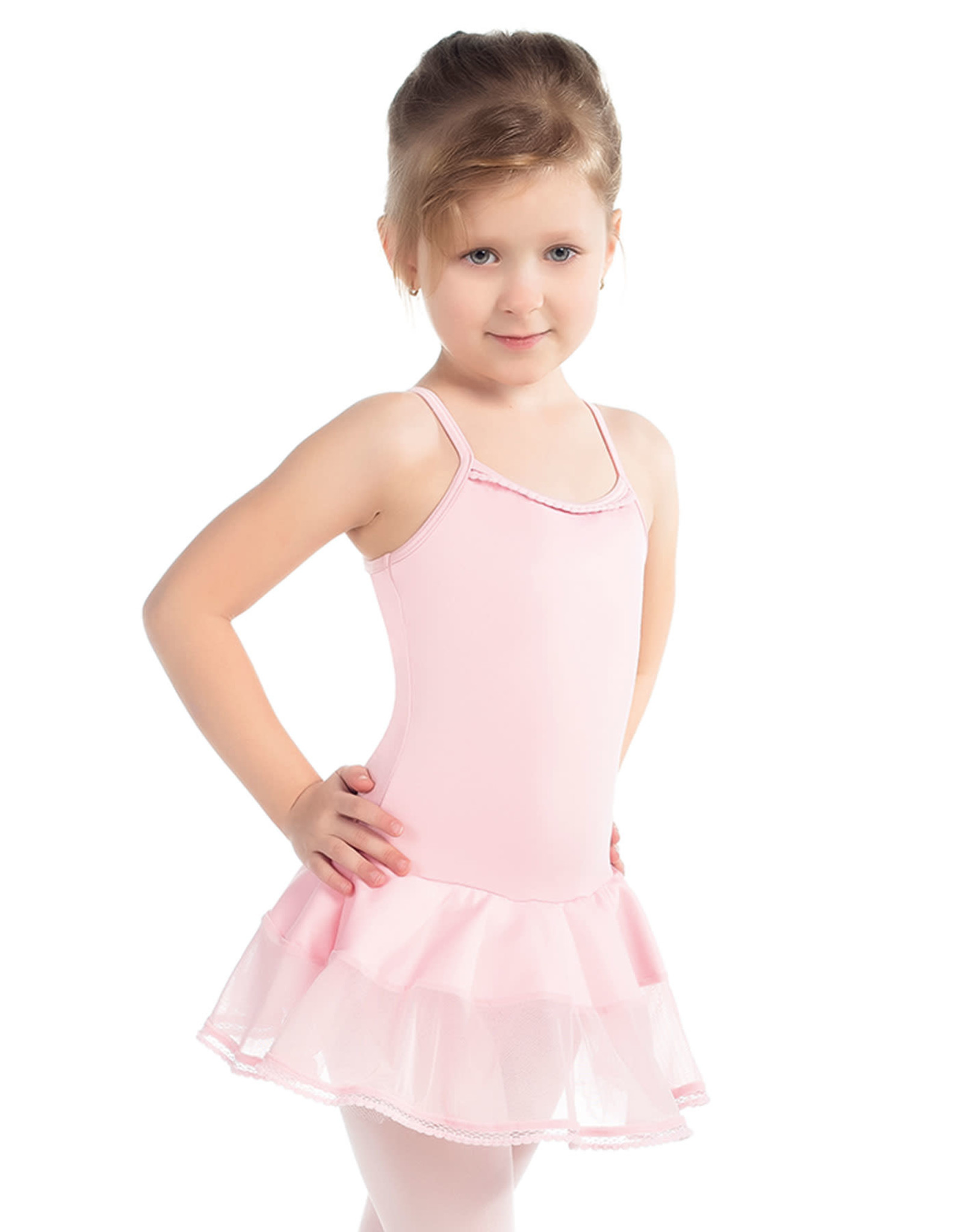 SoDanca sodanca simple pink tutu skirt