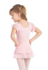 SoDanca So Danca Pink cap sleeve tutu skirt