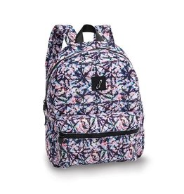 Danshuz Danznmotion tye dye backpack