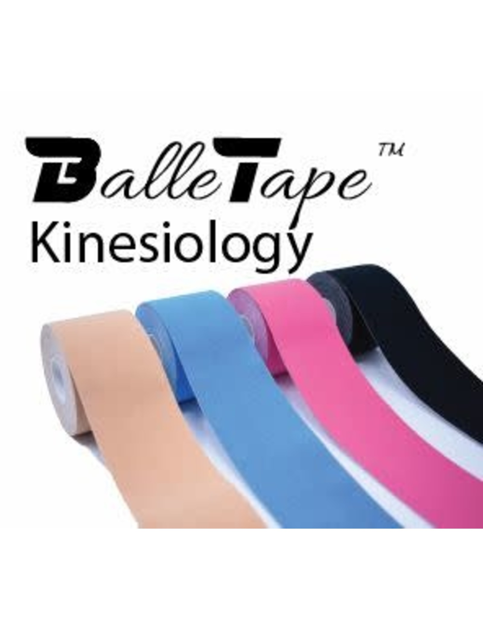 Superior Stretch Products Kinesiology Tape (KT)