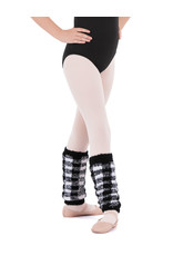 Eurotard Plush Leg Warmers 12""