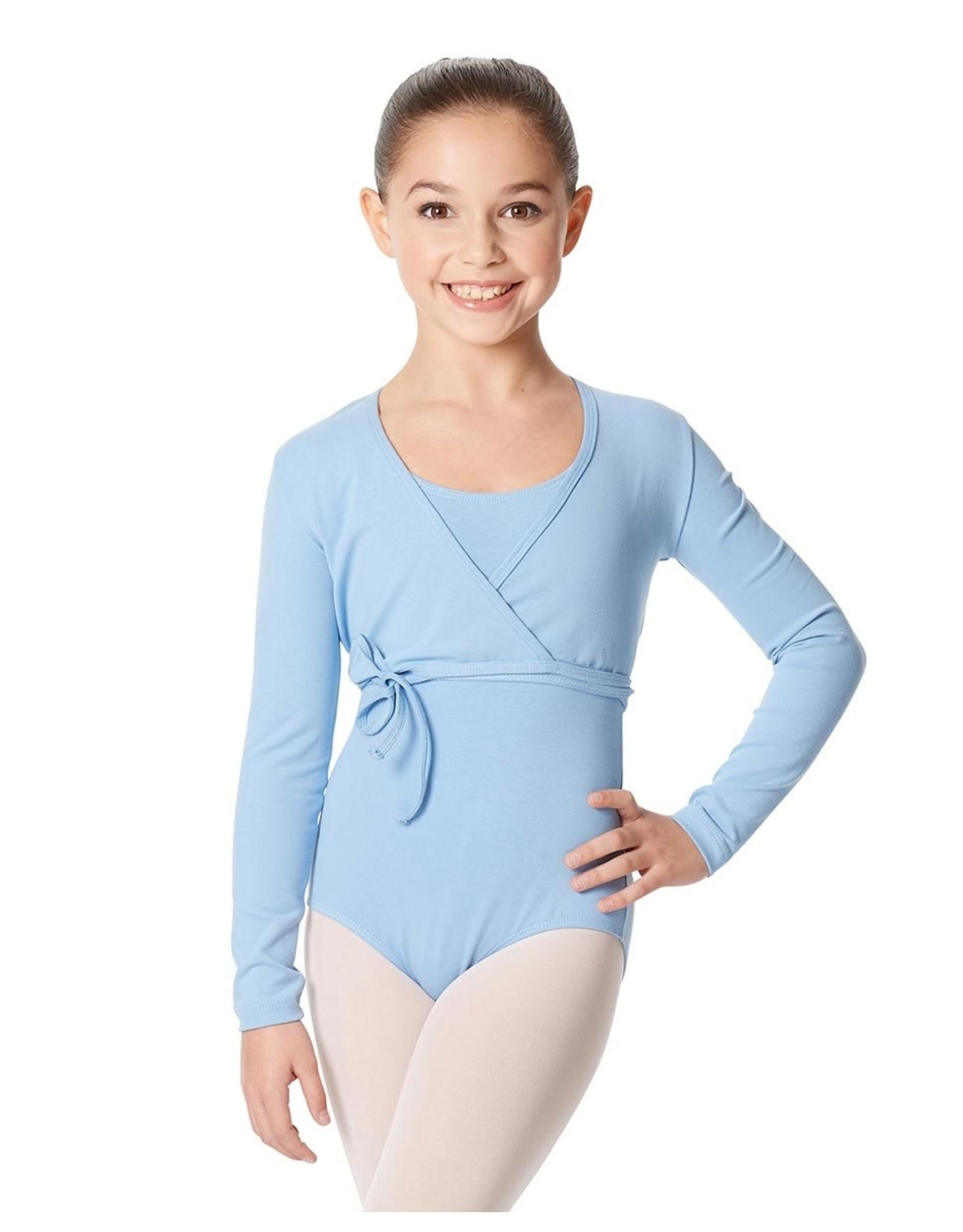 Eurotard Child Cotton Wrap Sweater