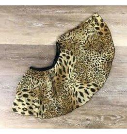 Danshuz Danznmotion leopard skirt