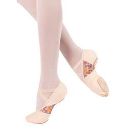 Nikolay Nikolay floral ballet shoes