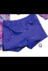 Reflectionz Reflectionz Lavender Metallic Shorts