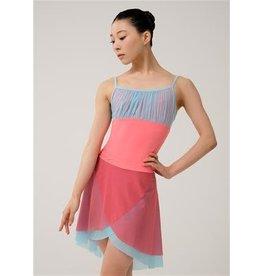 Nikolay Nikolay Venice Dreams Marano Mesh pull on skirt