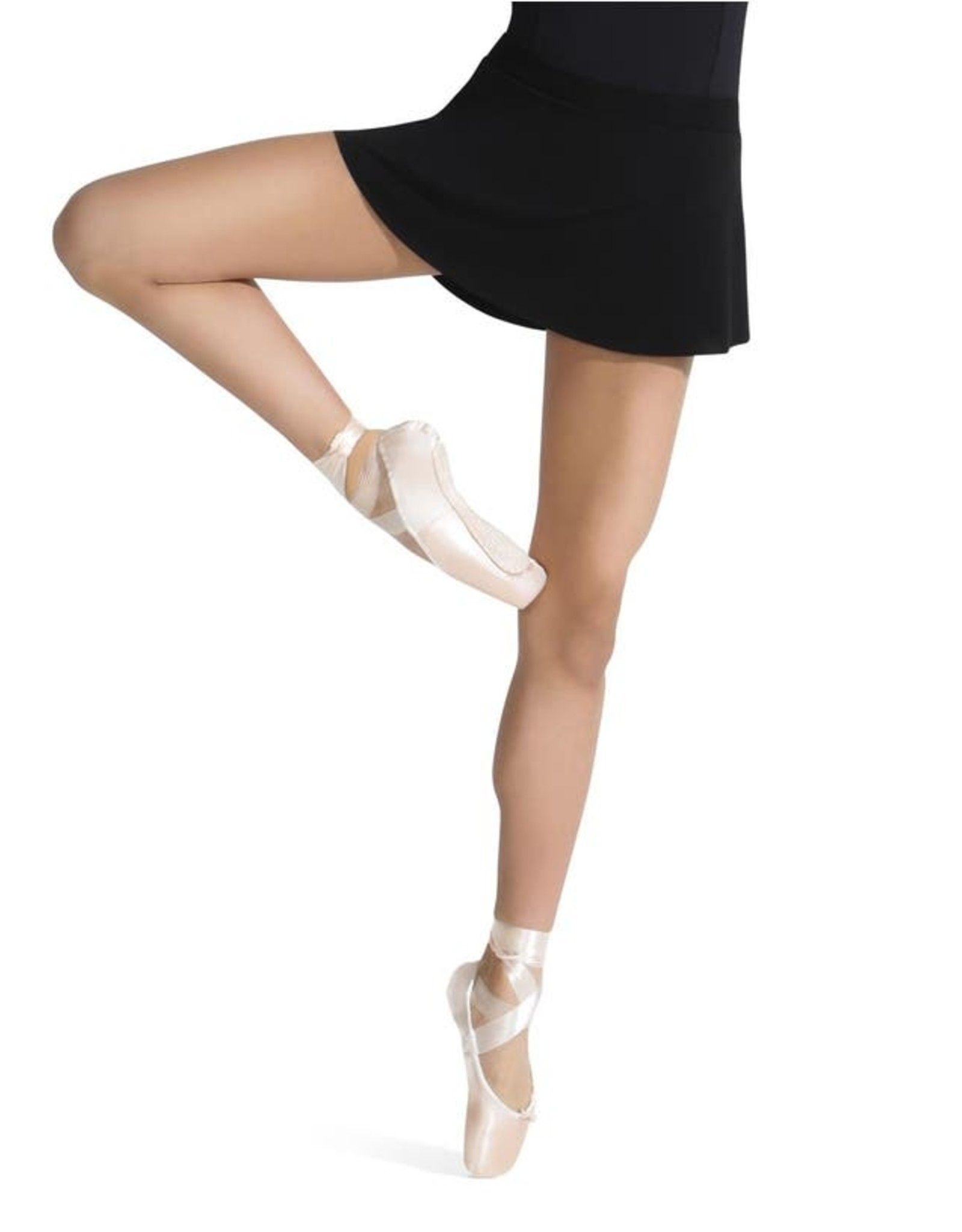 Capezio Curved Pull-On Skirt - Girls