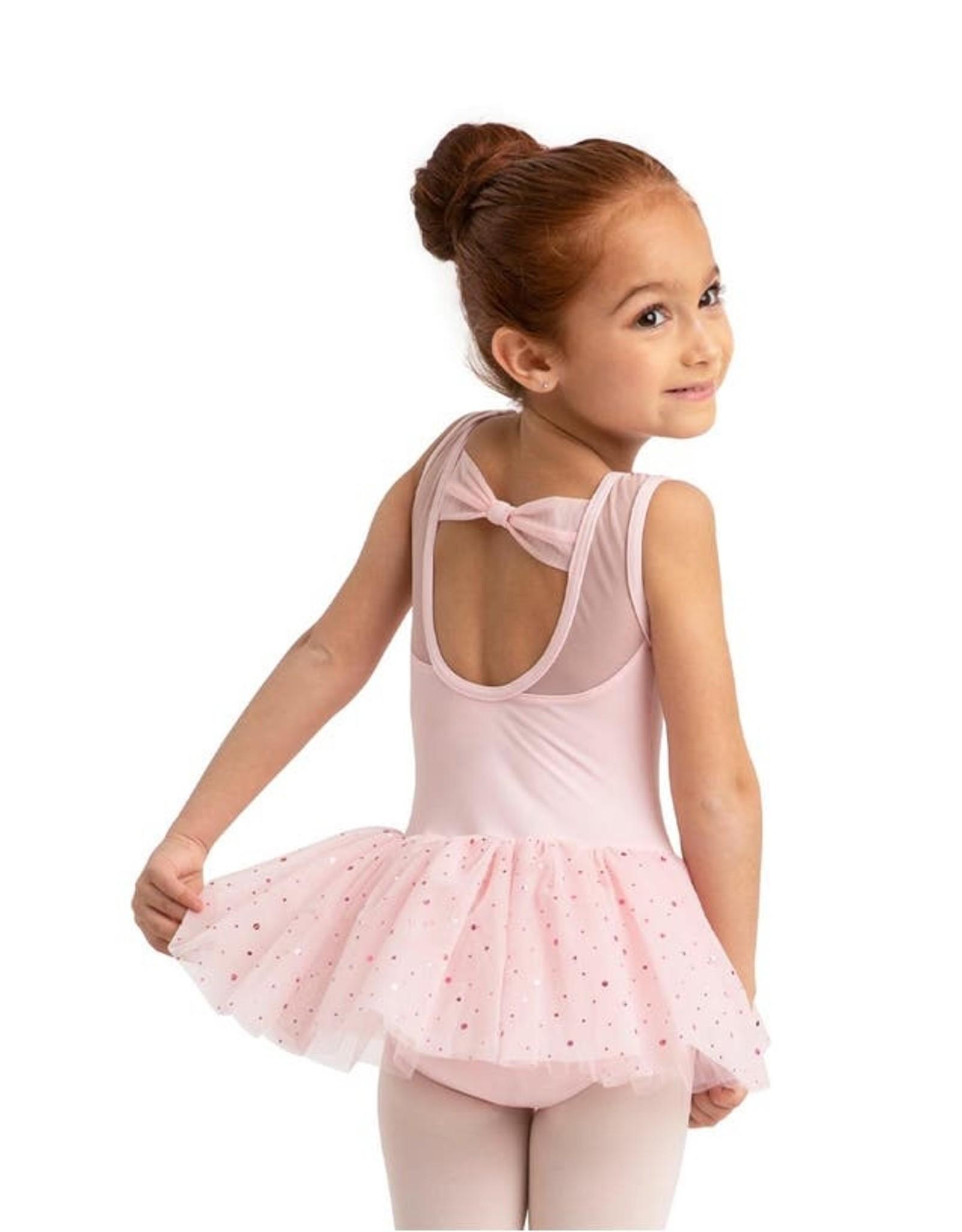 Capezio Children's Collection Back Keyhole Tutu Dress - Girls