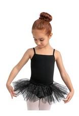 Capezio Children's Collection Belted Camisole Tutu Dress - Girls