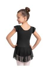 Capezio Children's Collection Flutter Sleeve Dress - Girls