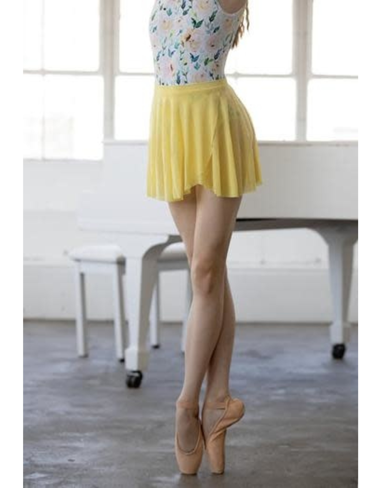 Chic Ballet The Evaline Skirt buttercup