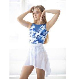 Chic Ballet The Cassandra Skirt white