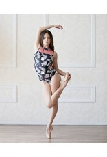 Chic Ballet THE GISSELLE LEOTARD (CHIC107-TRS) - TROPICAL SUMMER