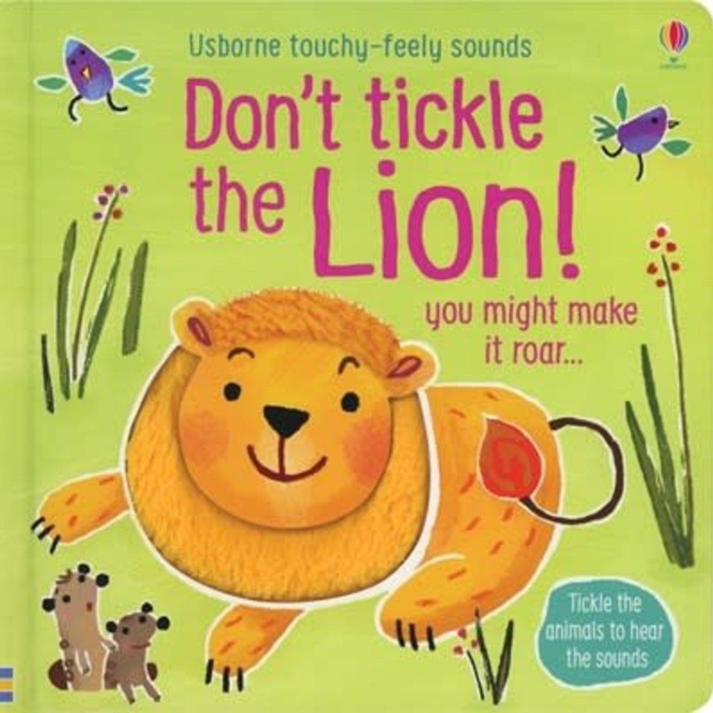 Usborne Don't Tickle the Lion