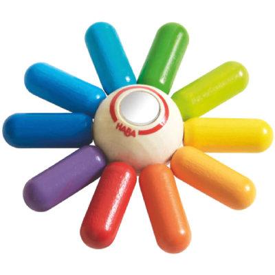 HABA Rainbow Sun Clutching Toy