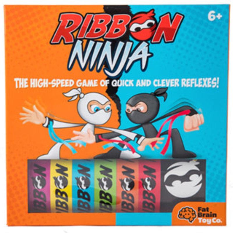 Fat Brain Ribbon Ninja
