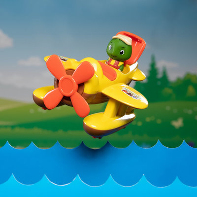 Fat Brain Timber Tots Seaplane