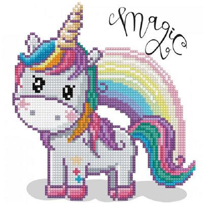 Diamond Dotz Magic Rainbow