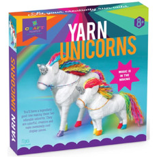 Ann Williams Craft-tastic Yarn Unicorn Kit