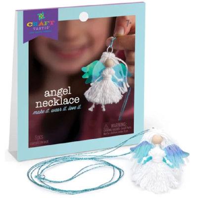 Ann Williams Craft-tastic Angel Necklace