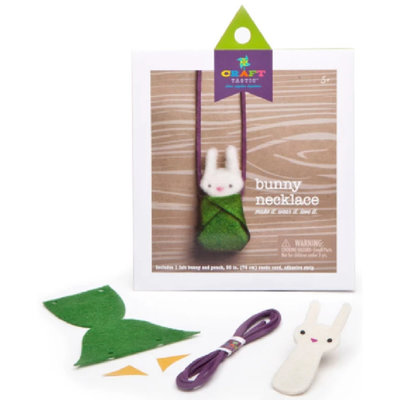 Ann Williams Craft-tastic Bunny Necklace Kit