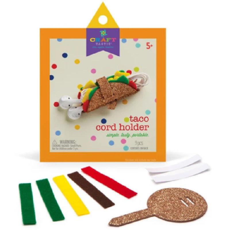 Ann Williams Craft-tastic Taco Cord Holder