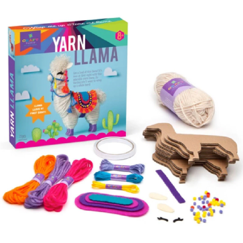 Ann Williams Craft-tastic Llama Kit