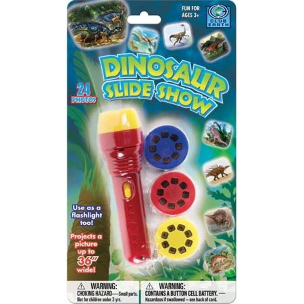 Play Visions Dinosaur Slide Show