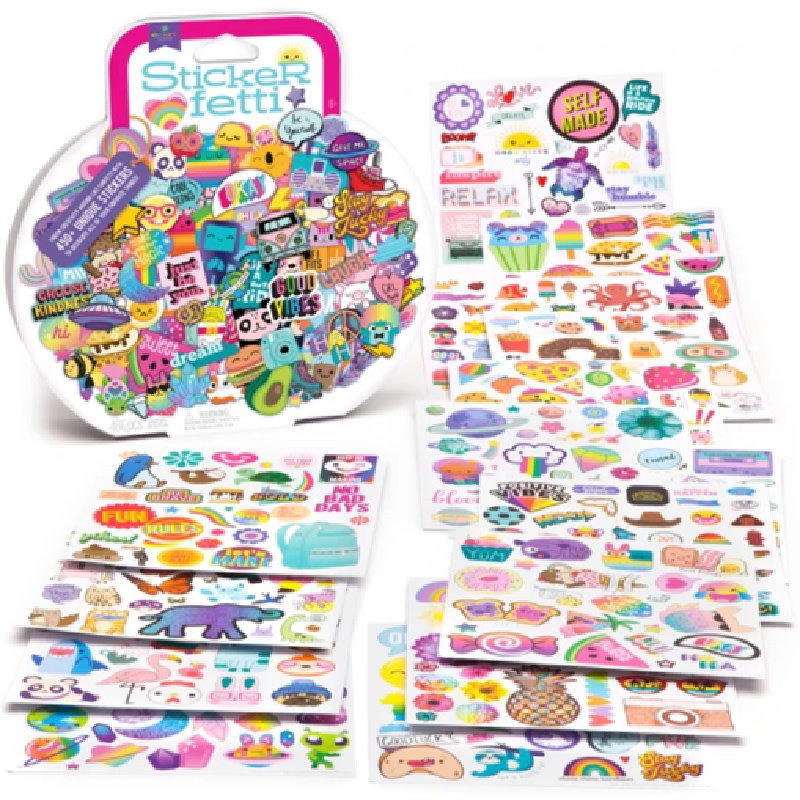 Ann Williams Craft-tastic Stickerfetti