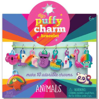 Ann Williams Craft-tastic Puffy Charm Bracelet Assortment
