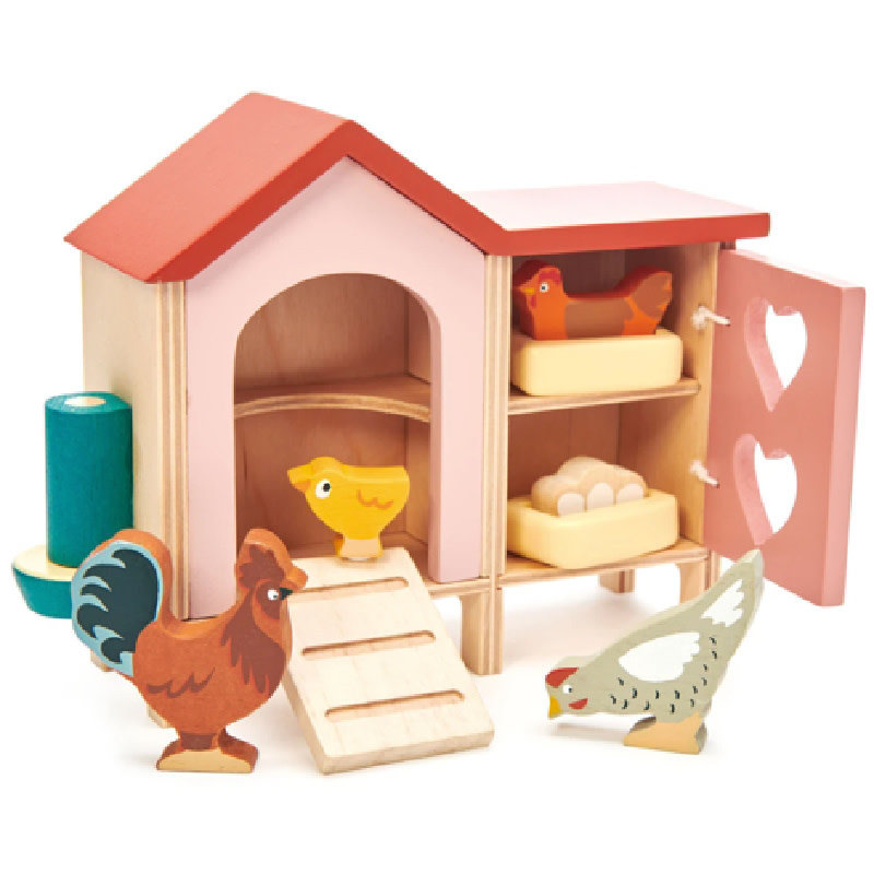 Tender Leaf Toys The Chicken Coop