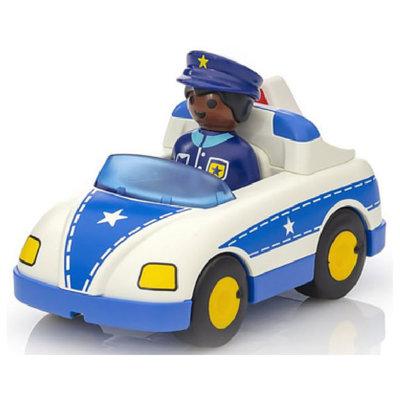 Playmobil 123 Police Car