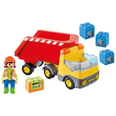 Playmobil 123 Dump Truck