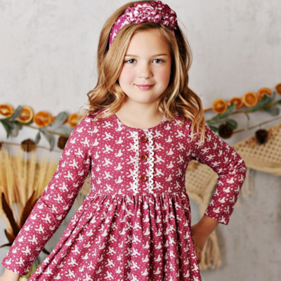 Swoon Baby Charleston Prim Dress - Toddler