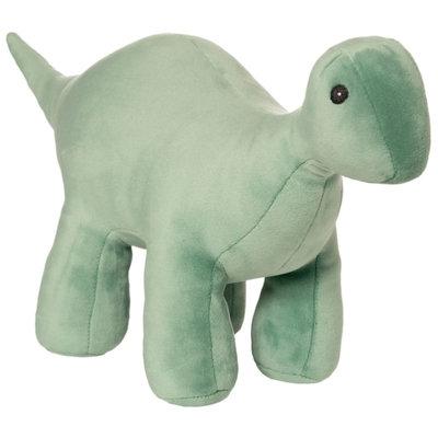 Manhattan Toy Stomper Velveteen Dino | Brontosaurus