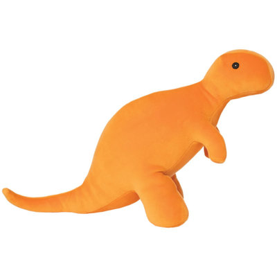 Manhattan Toy Growly Velveteen Dino  | T-Rex