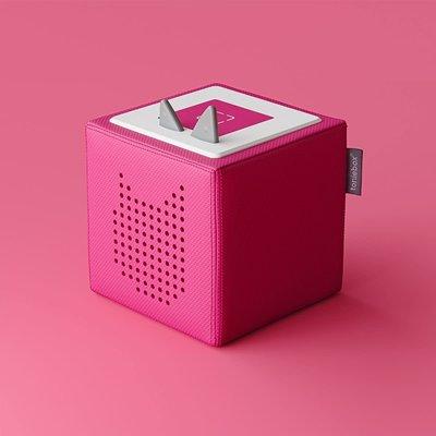Tonies USA Toniebox Starter Set | Pink