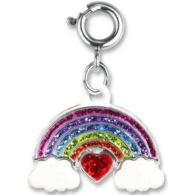 Charm It! Glitter Rainbow Charm