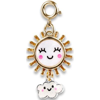 Charm It! Gold Sunshine Charm