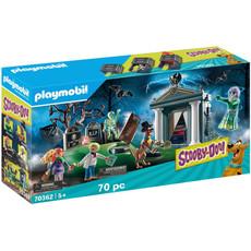 Playmobil Scooby-Doo! Cemetery