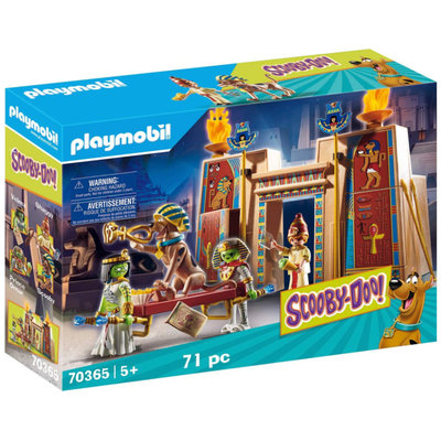 Playmobil Scooby-Doo! Egypt