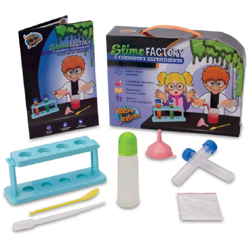 Heebie Jeebies Slime Factory