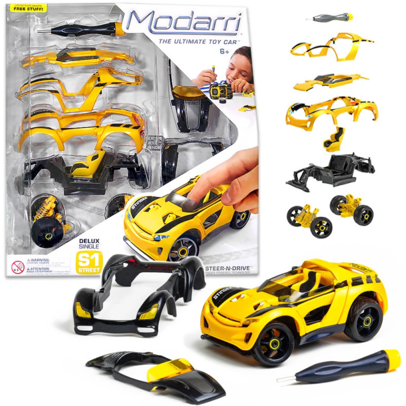 Modarri Cars S1 Stinger Car Set