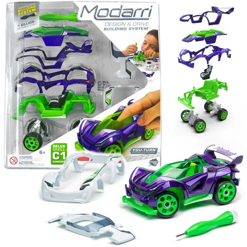 Modarri Cars C1 Concept Car Delux