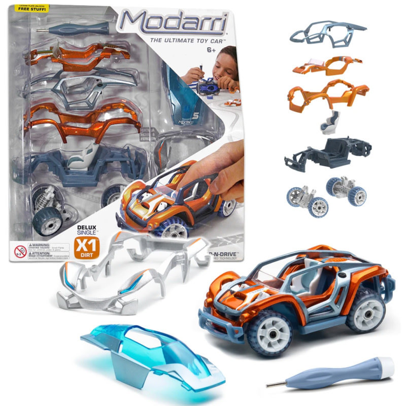 Modarri Cars X1 Dirt Delux