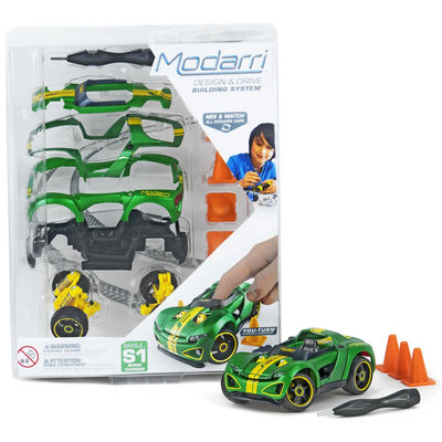 Modarri Cars S1 Super Charger