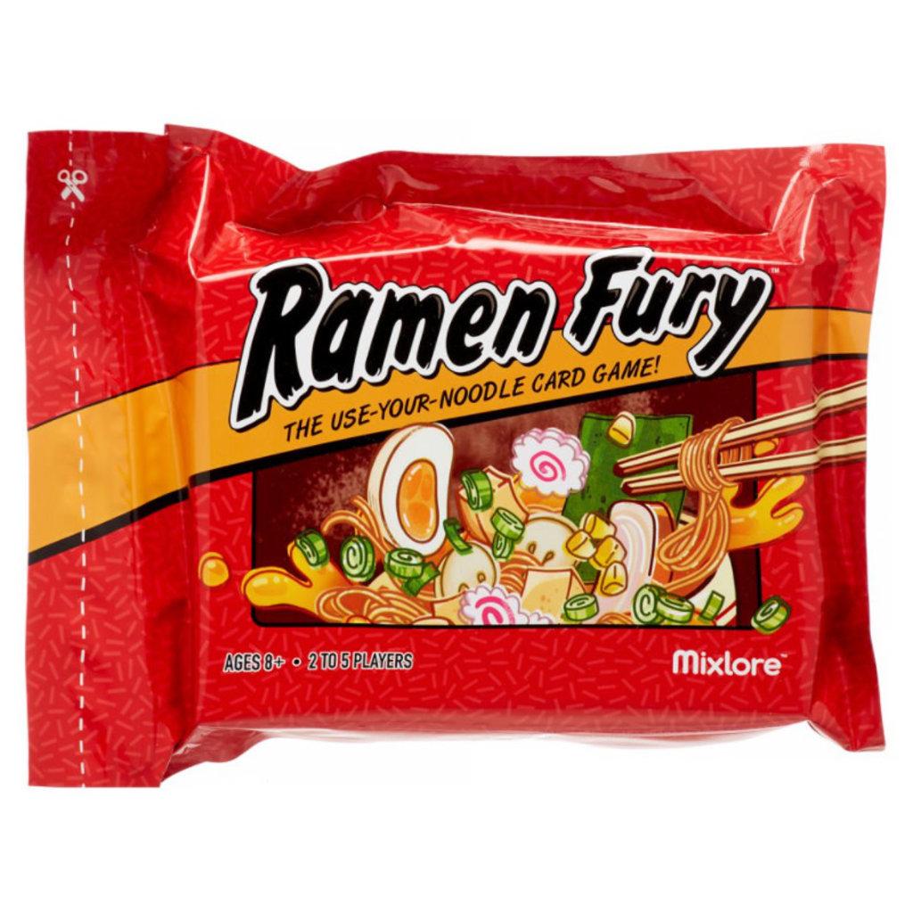 Asmodee Ramen Fury