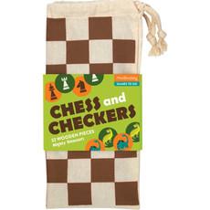 Chronicle Dinosaur Chess Checkers
