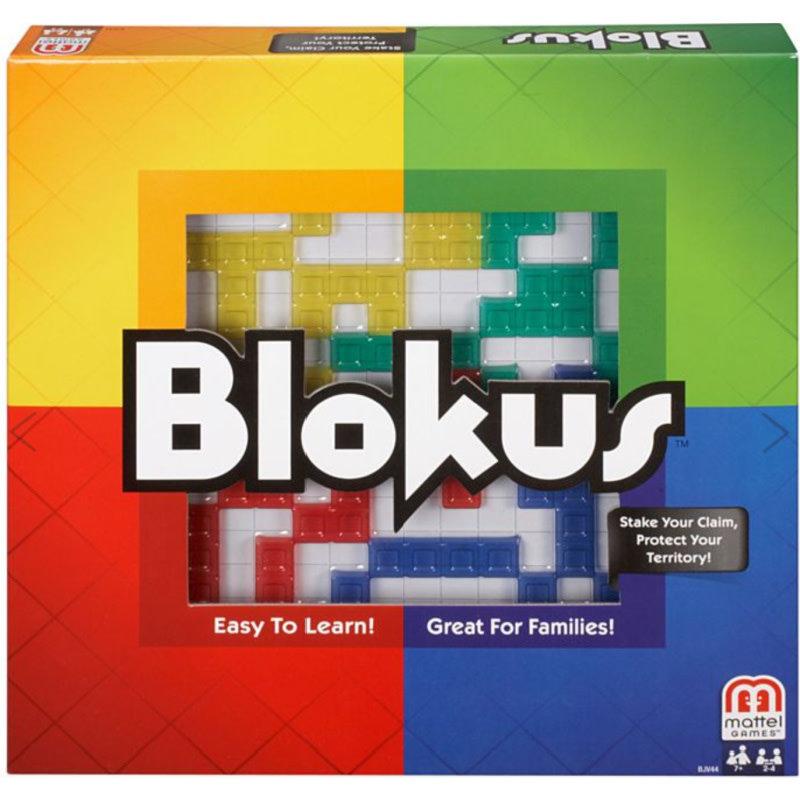 Mattel Blokus Refresh